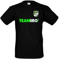 TeamBro Shirt grün